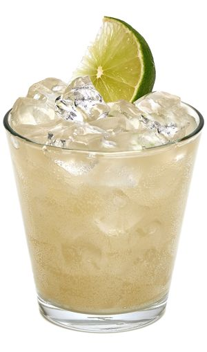 Evan & Seven: 1½ oz Evan Williams Bourbon, Lemon-lime soda, Lime wedge. Pour bourbon into a rocks glass filled with ice. Top with lemon-lime soda and garnish with lime wedge.