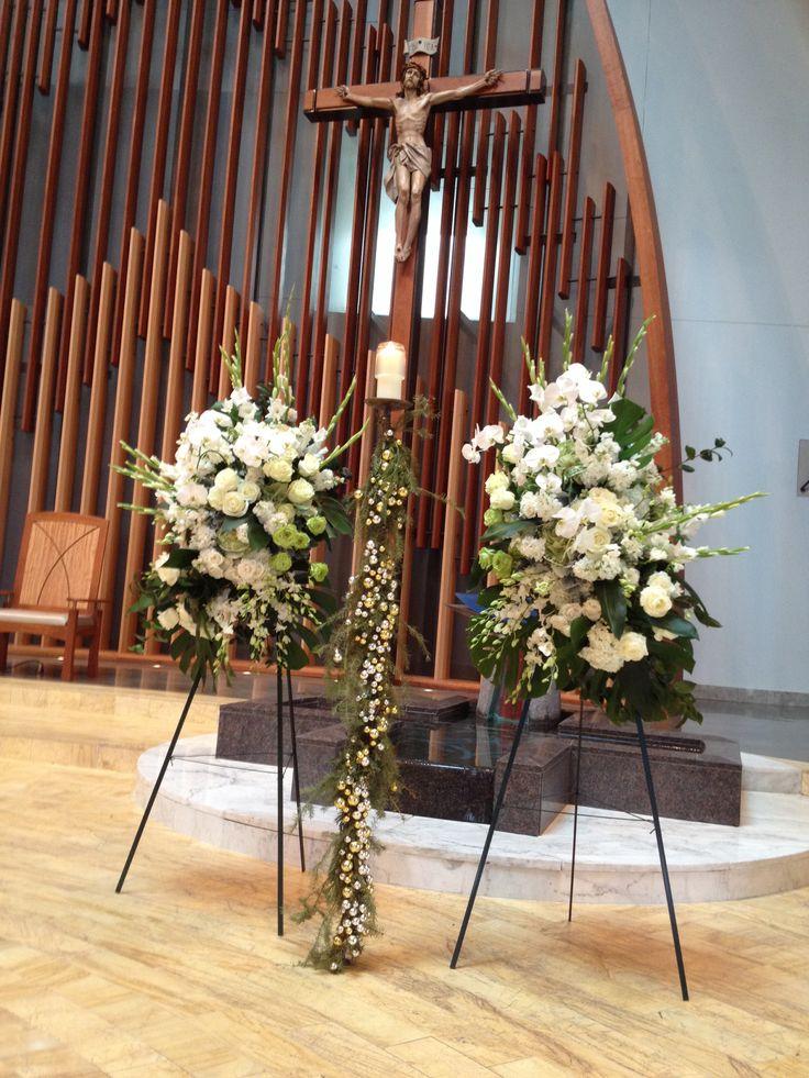 11 best Funeral Flowers images on Pinterest | Beerdigung blumen ...