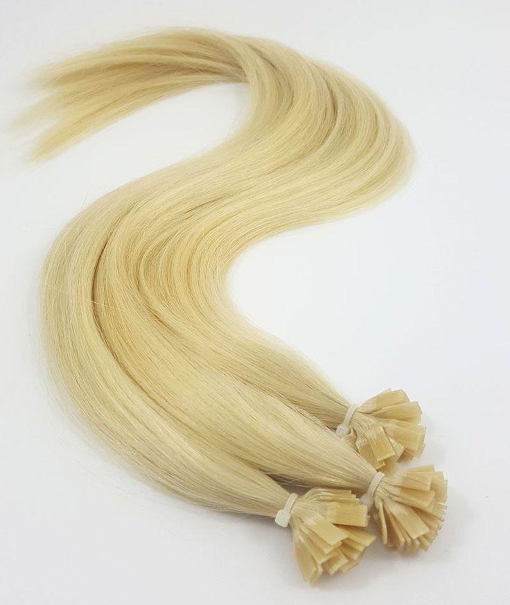 #extenshair #polarblond #haircolor  💫💫NEW - 2017💫💫  #hairextensions ⚜️💇 ⚜️ #cheveuxblond #extensionscheveuxblond #meilleuresextensionsdecheveux ⚜️💇⚜️ Extensions à Chaud Kératine, mèches naturelles, cheveux blonds :  https://www.extens-hair.com/fr/extension-a-chaud/383-extension-keratine-cheveux-naturel-remy-hair.html