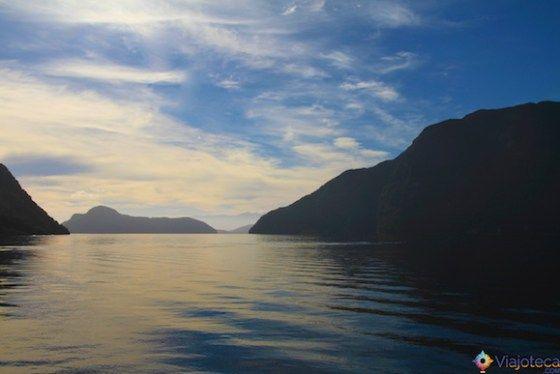 Lake Manapouri na Nova Zelândia 26