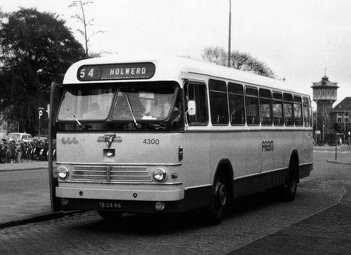 FRAM, Heerenveen bus 4300 van Dokkum naar Holwerd