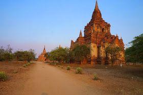 Leave Only Footprints: Myanmar