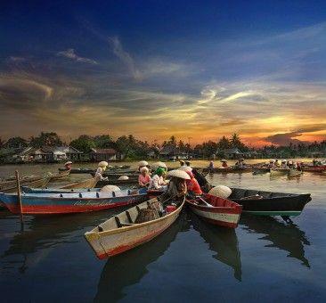 Amazing Lokbaintan, Banjarmasin