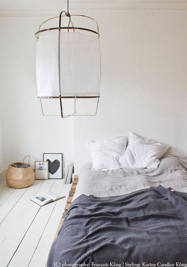 Z1 Cotton lamp by Nelson Sepulveda