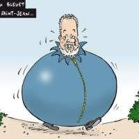 Images Le nouveau bleuet du Lac-St-Jean... Images drôles Caricatures sur Humour.com