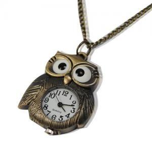 Relógio Pingente Coruja €1.99