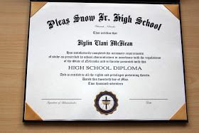 Lille Punkin': Review of Homeschool Diplomas from HomeschoolDiploma.com