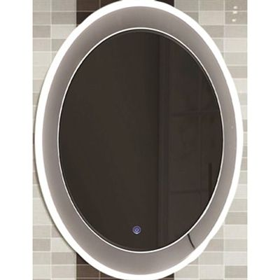 Ceramics by JAG PBI-JM-LED-001 Showroom Series Corinne Oval LED Mirror