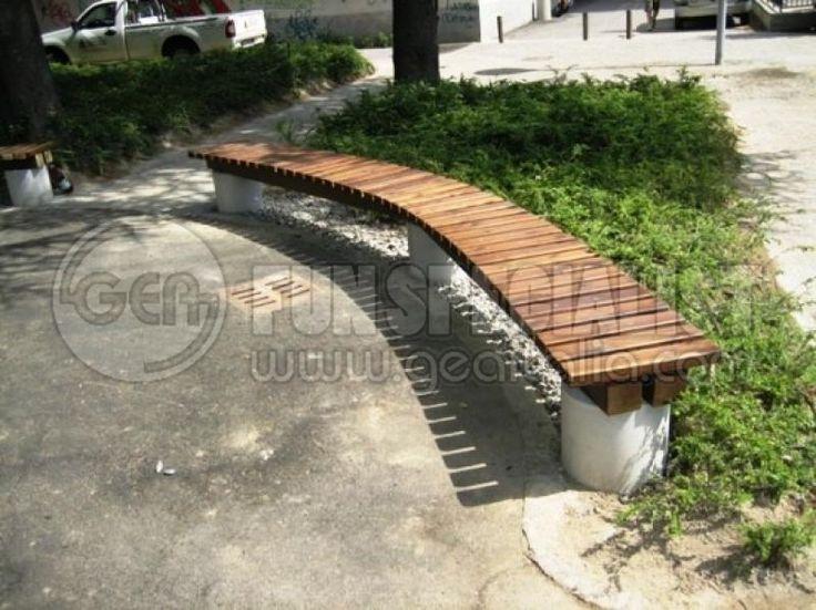 elementi per l'arredo urbano - GEA Fun Specialist - Attrezzature per parchi giochi esterni ed interni