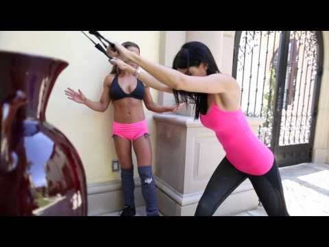 Full Body Exercise Circuit #4 with Jennifer Stano-David and Lauren Kern