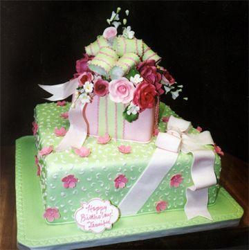 D Birthday Cake Ideas