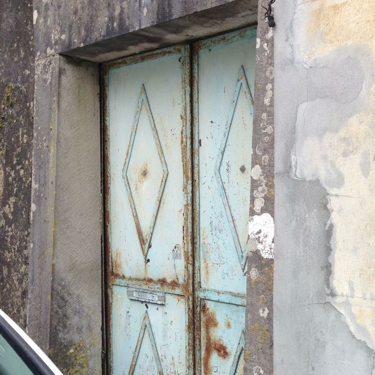 Door - pattern - colour - Portugal