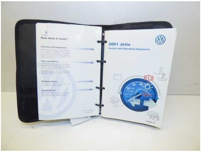 2009 volkswagen jetta owners manual