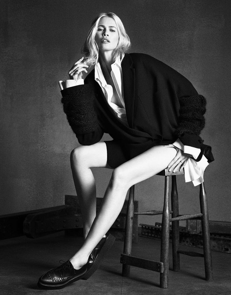 Photography by Luigi & Iango #luigiandiango Vogue Japan Claudia Schiffer https://www.youtube.com/watch?v=USqcSX0MZu0