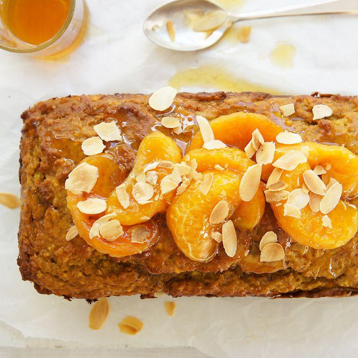 koahcook's Mandarin and Almond Cake is a baker's delight.