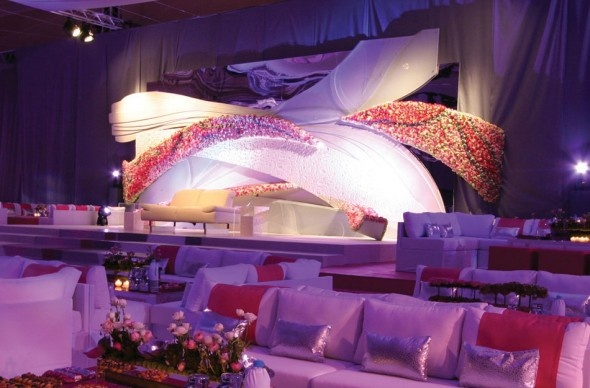 17 best images about arabic wedding decorations on for Arabic stage decoration