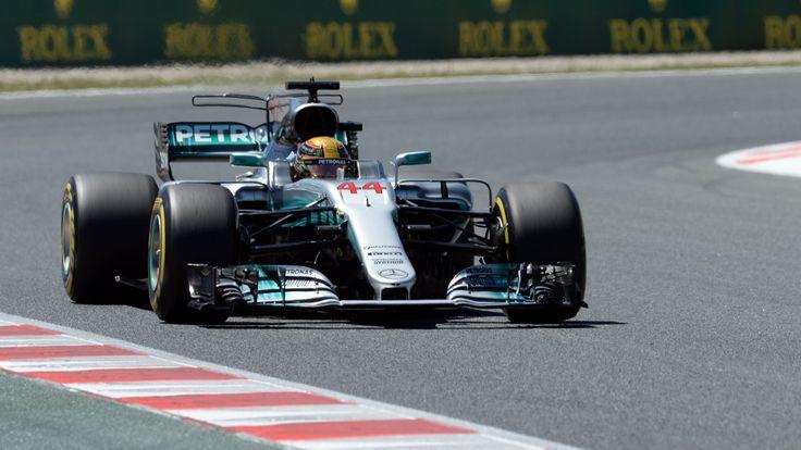 Brite startet von Platz 1 - Hamilton zeigt Vettel eine lange Nase
