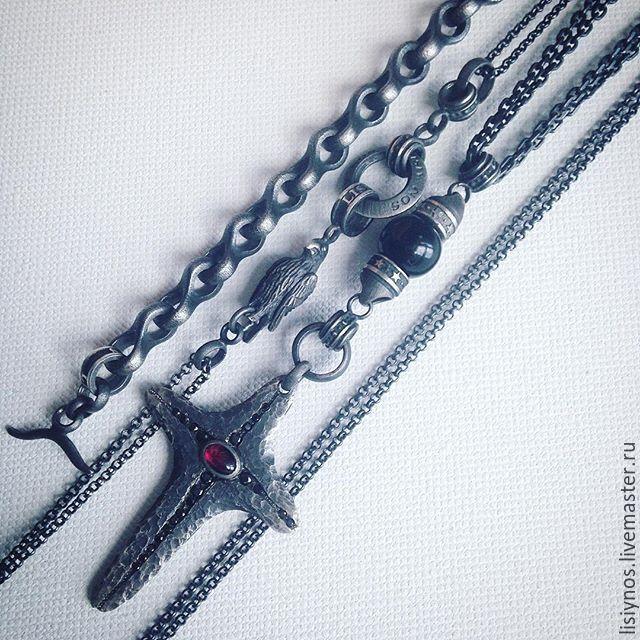 Купить Мужское кольцо Камелот - Ковка, серебро, чернение, черненое серебро…