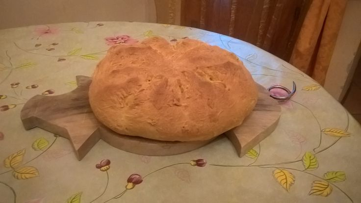 Pane con la zucca