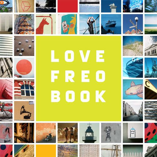 We Love Freo Book - makes a great souveniour