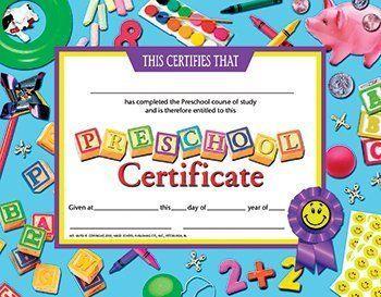 Challenger image in preschool certificates printable