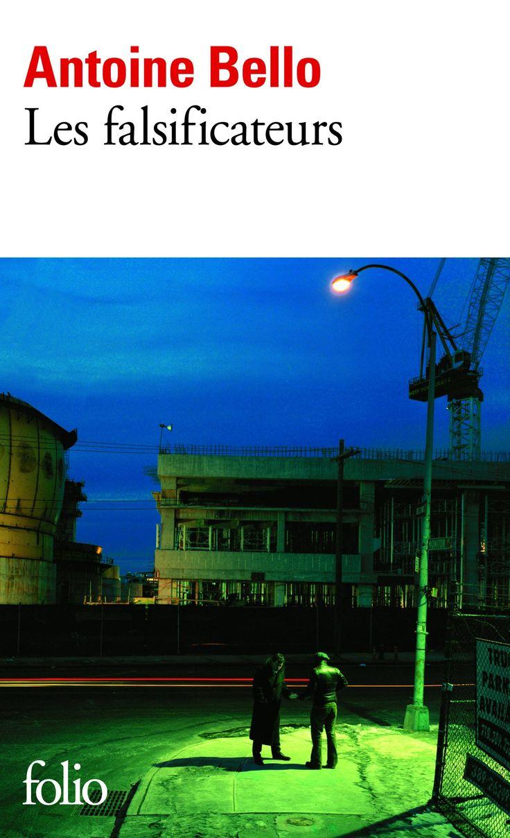 Amazon.fr - Les falsificateurs - Antoine Bello - Livres