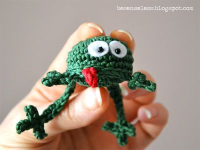 1000+ images about crochet frogs on Pinterest