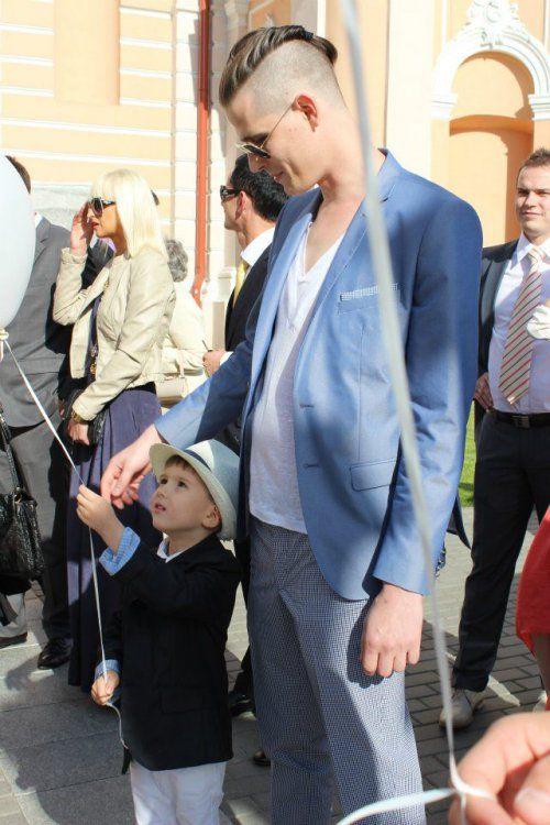 """Pirmadienio interviu. """"Visada norėjau būti jaunu tėvu,"""" - Kasparas Stundžius"""