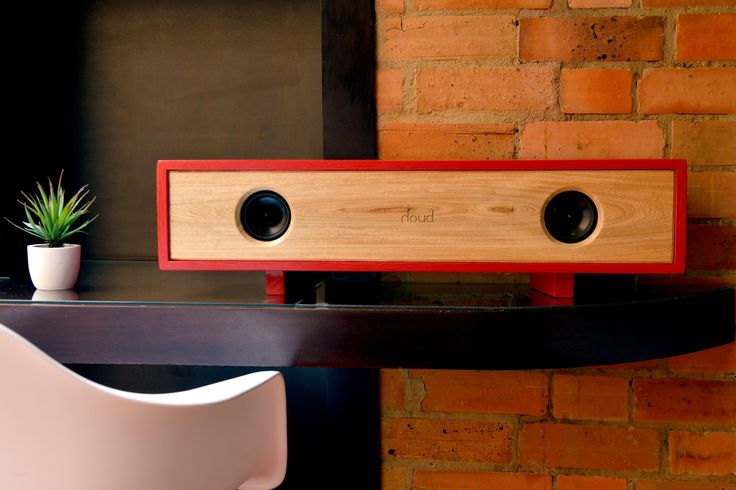 houdbar #soundbar #RED #wood