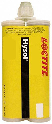 Loctite 1055263 H8610 Speedbonder Structural Adhesive Dual Cartridge, 400 mL  Fast Curing  Designed for bonding galvanized steel, galaneal, and galvaloom  Excellent shear strength on steel and aluminum