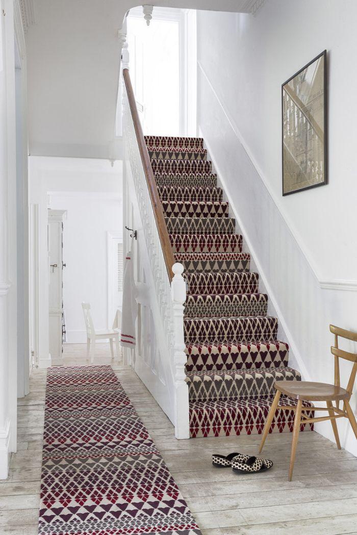 die besten 25 teppich auf treppen ideen auf pinterest treppenteppich treppenl ufer teppich. Black Bedroom Furniture Sets. Home Design Ideas