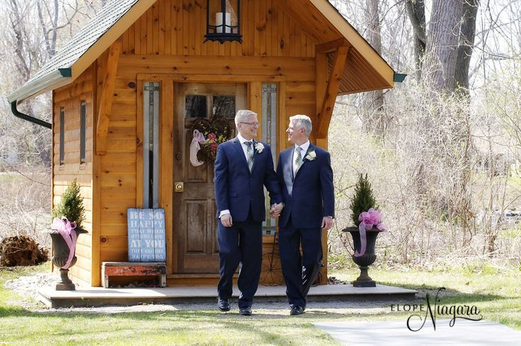 Elope Niagara Small Weddings SAME SEX WEDDING