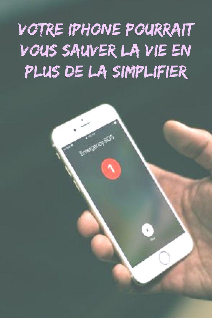 Votre iPhone pourrait vous sauver la vie en plus de la simplifier  Votre iPhone est une mine d'or quand on parle de possibilités. Ce n'est pas sans raison que l'on appelle ce téléphone un téléphone intelligent. Si vous avez un iPhone, vous serez ravi de connaître ces trucs, surtout le dernier, car il pourrait bien vous sortir du pétrin.    trucs iphones, astuces iphone