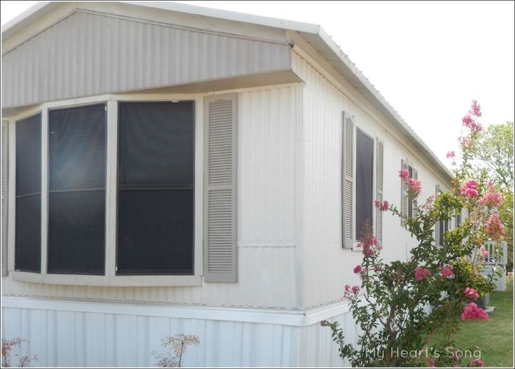 Best 25 Mobile Home Exteriors Ideas On Pinterest Mobile Home Manufacturers Manufactured Home