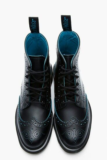 Black & blue (for him)
