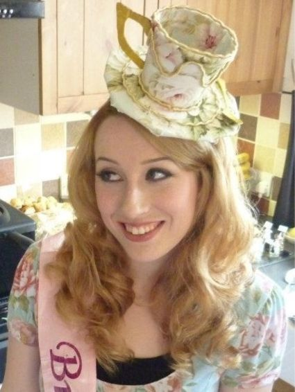 A Tea Cup Hat | Tea cups, Hats and Cups
