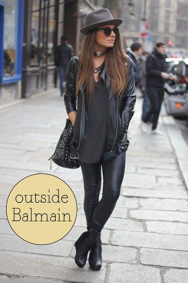paris...leather