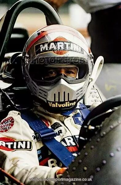 Mario #Andretti #Martini #Lotus