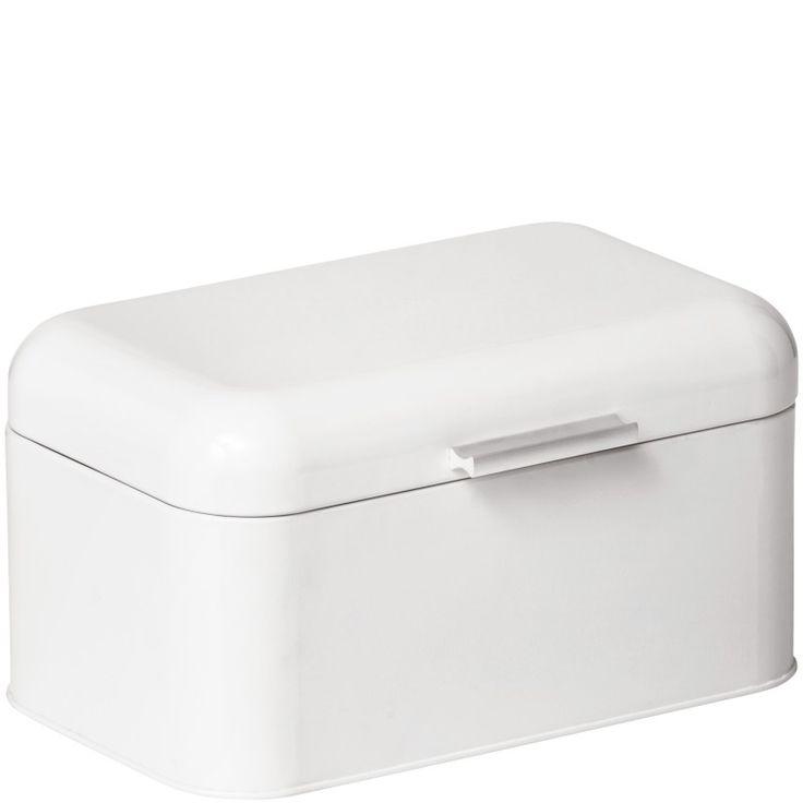 Brödbox Tiffany vit