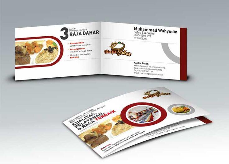 Desain Brosur / flyer Raja Dahar oleh www.SimpleStudioOnline.com | Order desain brosur profesional >> WA : 0813-8650-8696