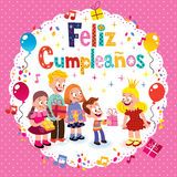 Feliz Cumpleanos - Happy Birthday In Spanish Card - Download From Over 54 Million High Quality Stock Photos, Images, Vectors. Sign up for FREE today. Image: 46942131
