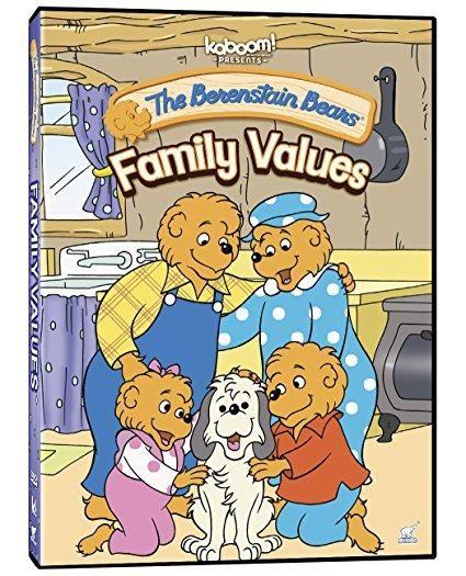 Tom Conti & Falk Hentschel - Berenstain Bears, the - Family Values