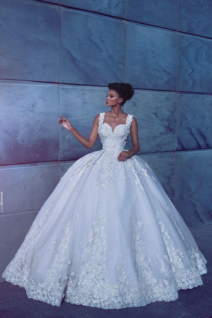 1166 best Dresses images on Pinterest | Wedding dressses, Gown ...