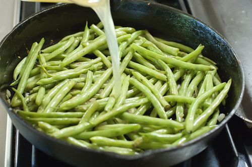 Fresh Green Beans, One Way | Recipe | Stove, Bacon and Fresh green