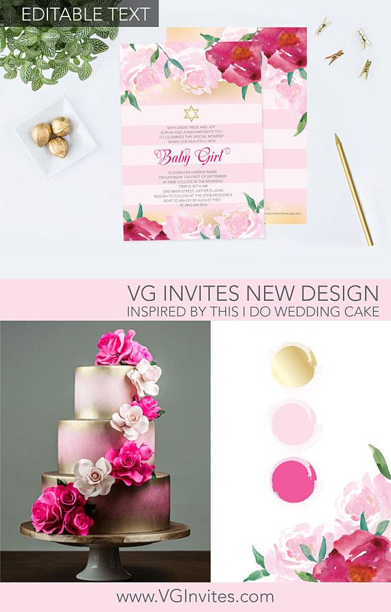 business event invitation templates%0A Brunch and Bubbly Bridal Shower Invite Editable Text Acrobat