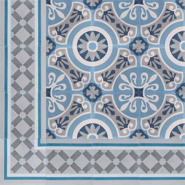 44 besten Fliesen Bilder auf Pinterest Fliesen, Fliesenboden und - arbeitsplatte k che blau