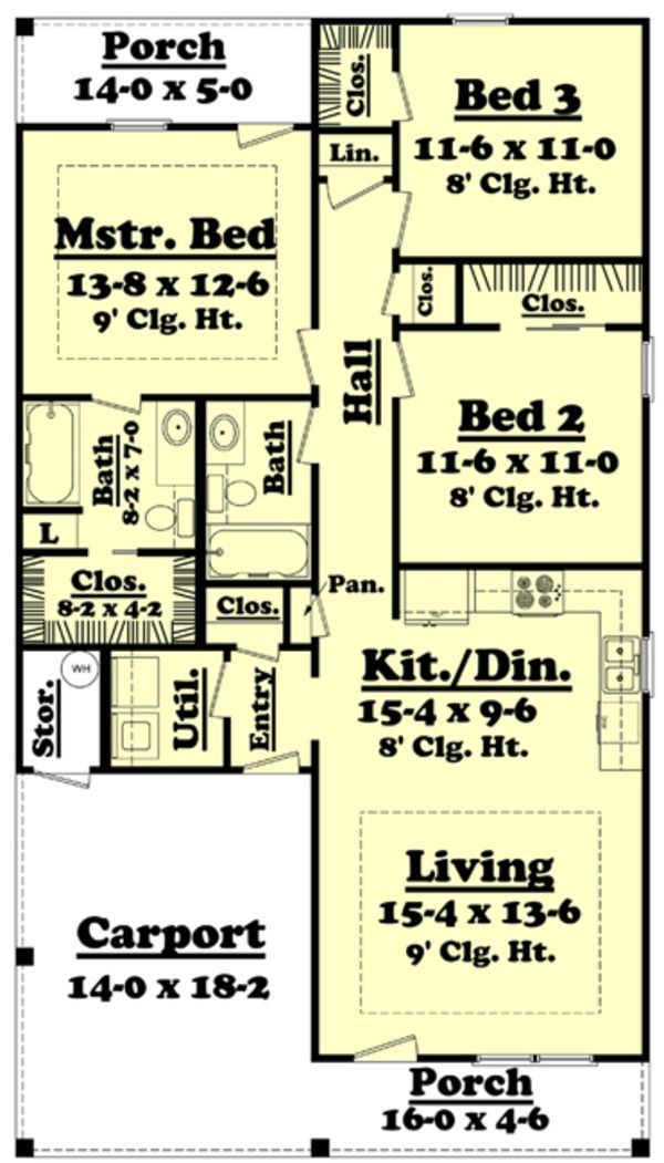 342 best Little House images on Pinterest | Small house plans ...