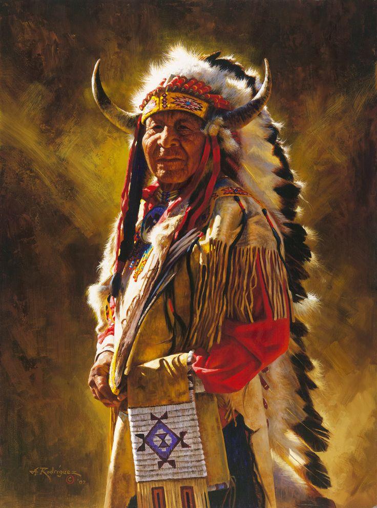 ✿ Tittle: Man of Many Stories ~ Artist Alfredo Rodriguez ✿  alfredoartist.com: Indian Art, American Indians, Native Americans, American Art, Nativeamerican, Alfredo Rodriguez, Alfredoartist Com, Alfredo Rodriquez
