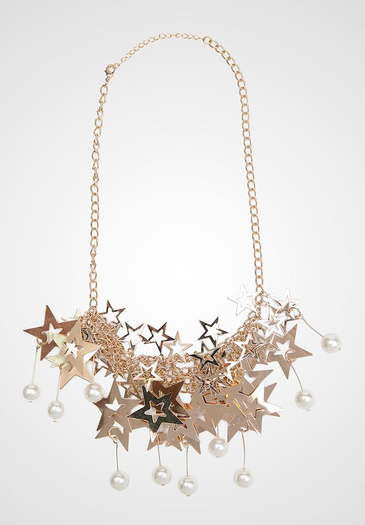 Holly night, Starry night. #205000 #necklace #starry #pearl http://zocko.it/LDulN