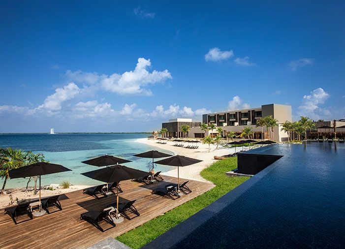 Y Nizuc Is One Of The Newest Resorts On Mexico S Riviera Maya